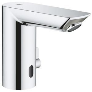 GROHE Bau Cosmopolitan  Chrome  Sensor  Single  1/2  Solenoid valve  5.7 l/min -
