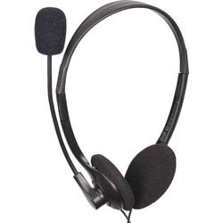 Gembird MHS-123 Headset 3.5mm Klinke schnurgebunden On Ear