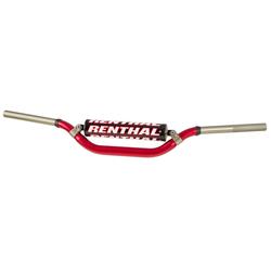 Renthal Lenker Twinwall 998, 28,6 mm, Rot