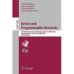Active and Programmable Networks - Buch