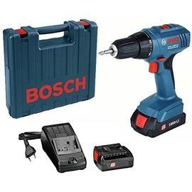 Bosch GSR 18-2-LI Plus Professional inkl. 2 x 2,0 Ah 06019E6120