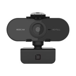 Dicota - D31841 - Webcam PRO Plus Full HD - Web-Kamera - Farbe