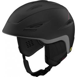 GIRO UNION X MIPS Helm 2021 matte black/red sportech - M