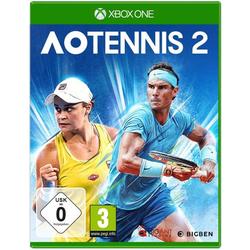 AO International Tennis 2 - XBOne