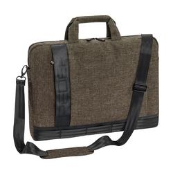 PEDEA Laptoptasche 15,6 Zoll (39,6 cm) FANCY Notebook Umhängetasche mit Schultergurt, beige