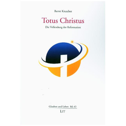 Totus Christus als Buch von Bernt Knauber