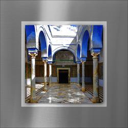 Aludibondbild THEBABIER(BHT 50x50x2 cm) Pro-Art