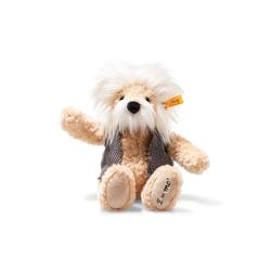 Steiff Kuscheltier Teddybär Albert Einstein 28 cm mit Bart (022098 Stoffteddys Plüschteddybären)