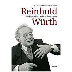 Reinhold Würth  m. Audio-CD. Ute Grau  Barbara Guttmann  - Buch