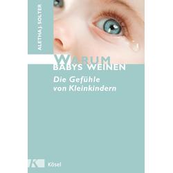Warum Babys weinen als Buch von Aletha J. Solter