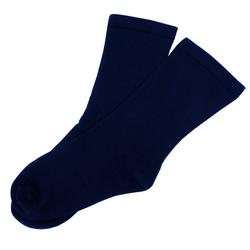 Diab.-Socke X-w microplüsch 43-46 marine