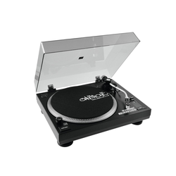Omnitronic BD-1390 Black USB Plattenspieler