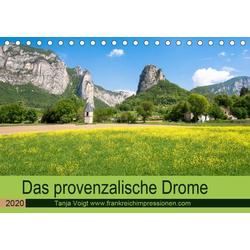 Provenzalisches Drome (Tischkalender 2020 DIN A5 quer)