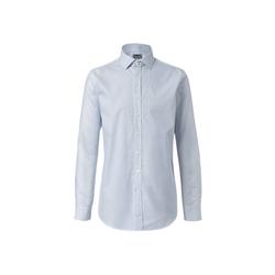 Tchibo - Hemd mit Kentkragen - Weiß - Gr.: 45/46