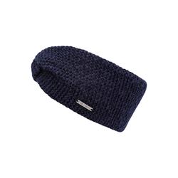 chillouts Damen Stirnband 'Sarah' navy, Größe One Size, 5091282