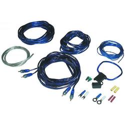 Car Hifi Auto Anschlußkit Kabelset Hifi Power RCA Masse Kabel Premium-300