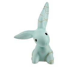 Goebel Osterhase Osterhase Bunny blau