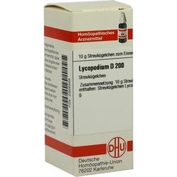 LYCOPODIUM D 200 Globuli