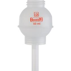 Buzil Dosierkugeln, transparent, für 1000 ml - Buzil-Flaschen, H 629 Dosierkugel 50 ml