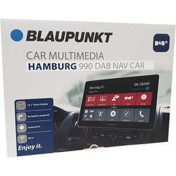 Hamburg/Rome 990 DAB inkl. Truck Campernavigation