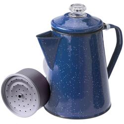 Emaille Kaffee Kanne 1,2L