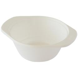 DUNI Suppenschale, Einwegschale aus Polystyrol, weiß, 1 Karton = 10 x 100 = 1.000 Stück