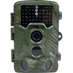 Berger & Schröter FullHD Wildkamera 16 Megapixel Black LEDs Braun