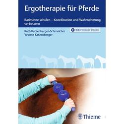 Ergotherapie für Pferde: eBook von Yvonne Katzenberger
