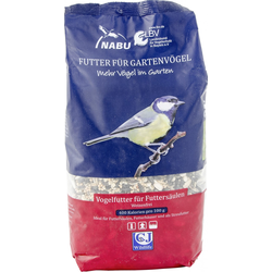 Nabu LBV Vogelfutter für Futtersäulen 0,75 kg