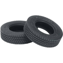 Carson Modellsport 1:14 LKW, LKW-Auflieger Reifen 19mm Straßenprofil 1 Paar