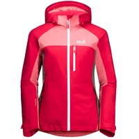 Jack Wolfskin Eagle Peak Insulated W clear red L