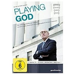 Playing God - DVD  Filme
