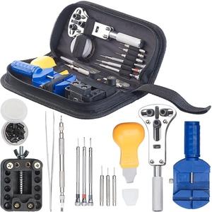 13-teiliges Uhrmacher-Werkzeug-Set zur Uhren-Reparatur