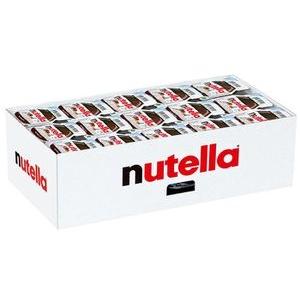 Brotaufstrich Nutella je 15g, 120 Stück, 1,8kg