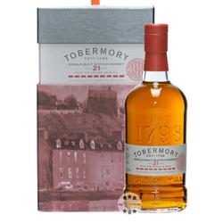 Tobermory Manzanilla 21 Jahre Whisky