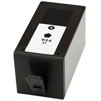 Druckerpatrone für HP C2P19AE 934 Tintenpatrone schwarz, 400 Seiten für OfficeJet Pro 6230/6800 Series/6820/6830