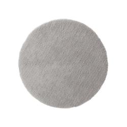 Teppich weiche Microfaser grau ca. 120/180 cm