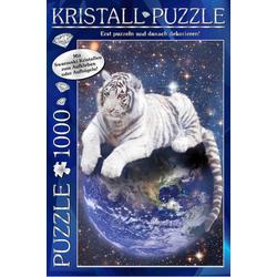 M.I.C. Swarovski Kristall Puzzle Motiv: World of Discovery. 1000 Teile Puzzle