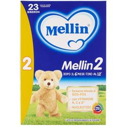 Milchpulver Mellin Due 800 gr