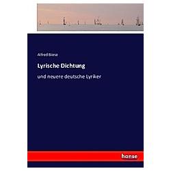 Lyrische Dichtung. Alfred Biese  - Buch