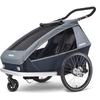 Croozer Vaaya 2 graphite blue