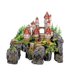 Aqua Ornaments Schloss, 37 x 20,5 x 31,5 cm