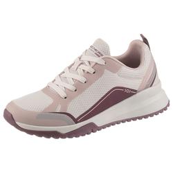 Skechers Sneaker BOBS SQUAD 3, in veganer Verarbeitung weiß Damen