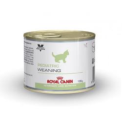 Royal Canin VCN Pediatric Weaning blik kattenvoer  1 tray (12 blikken)