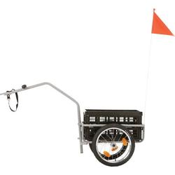Fischer Fahrrad Profi Plus III 86389 Lasten Fahrradanhänger