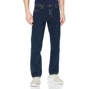 Wrangler Herren Texas 821 Authentic Straight Jeans, Blue Black 001, 31W / 30L