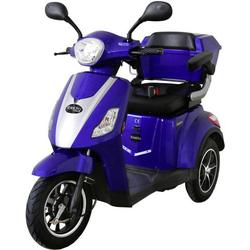 Rolektro E-Trike 25 V.2 E-Trike Blau Blei-Gel 60V 20Ah
