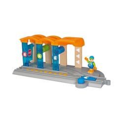 BRIO® Spielzeug-Eisenbahn Smart Tech Waschanlage für Züge
