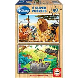 Holzpuzzle Animal Friends (Kinderpuzzle)