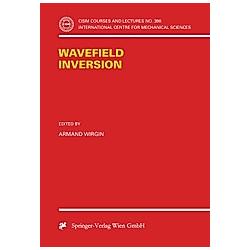 Wavefield Inversion - Buch